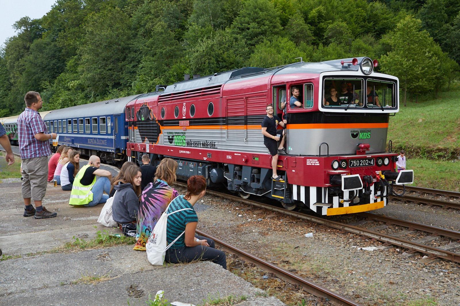 cestovatelsky vlakotabor vlakfest