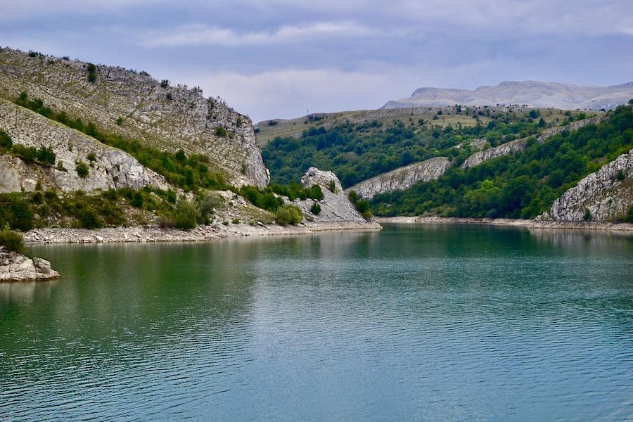 jezero sarajevo express