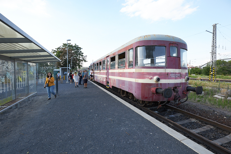 sedackovy vagon vlakfest