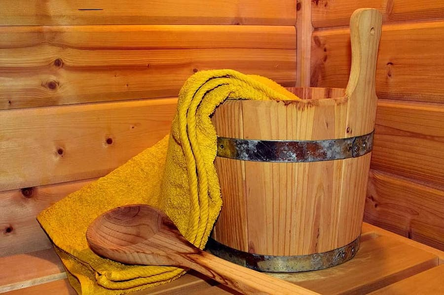 sauna stedry vlak