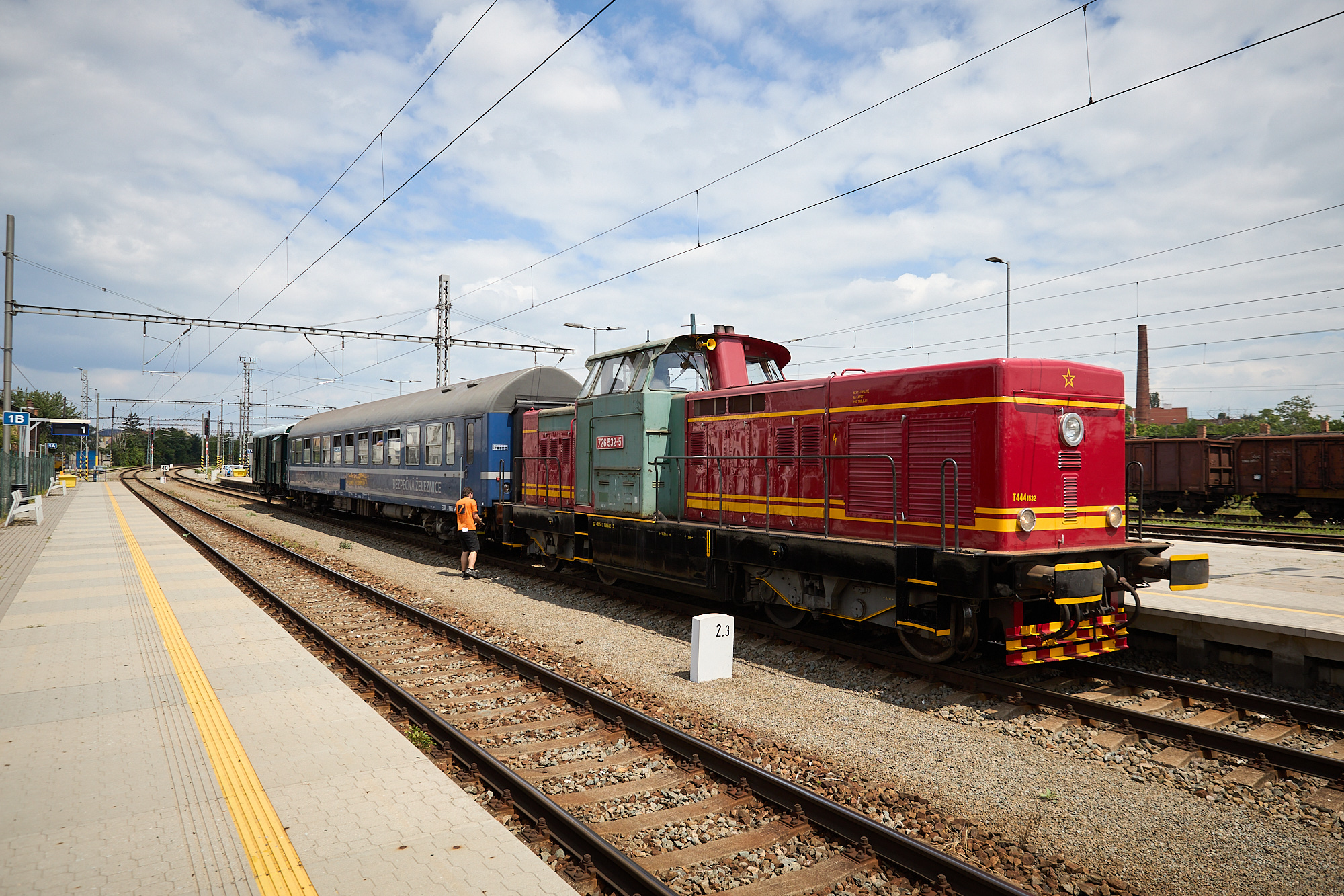 vlak sarajevo express