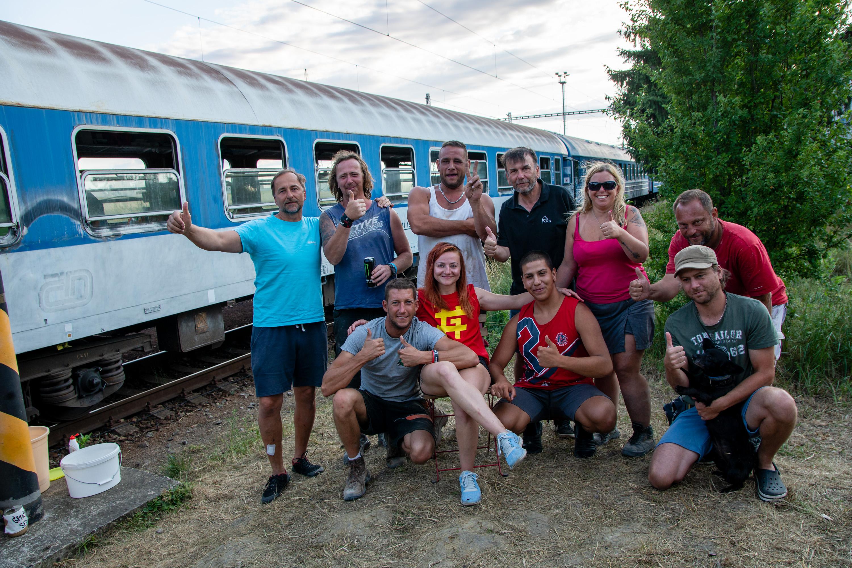 Azylový vlak