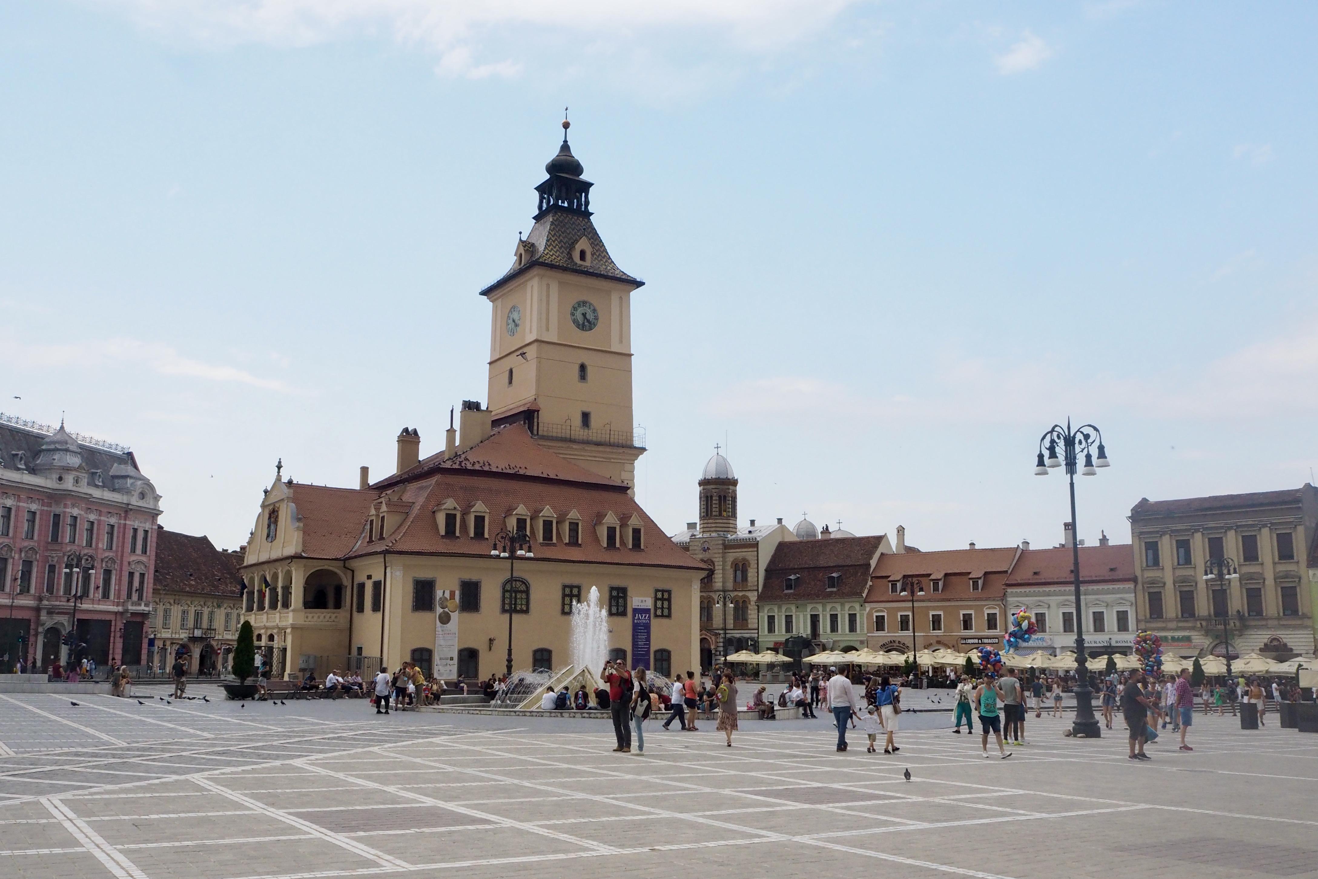 mesta silvestr express rumunsko