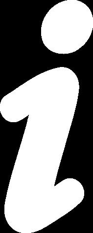 White Information Icon