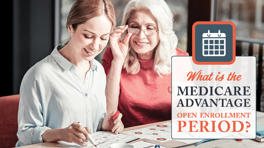What Is the Medicare Advantage Open Enrollment Period?