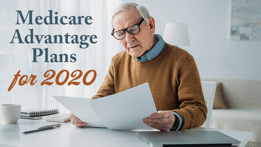 Medicare Advantage Plans for 2020