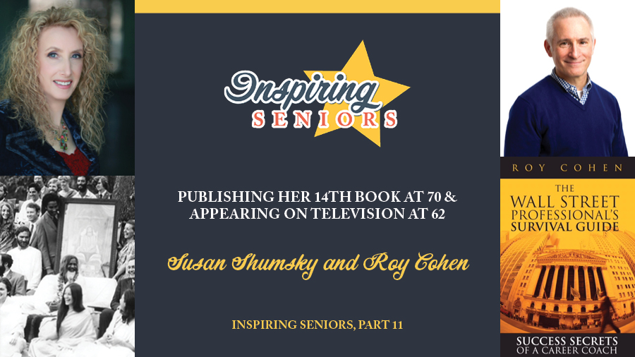 Publishing Her 14th Book at 70 & Appearing on Television at 62 | Inspiring Seniors, Part 11