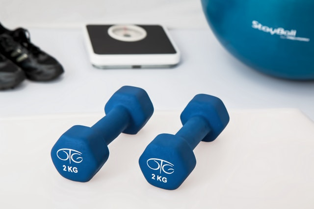 lift weights to lose weight after age 60