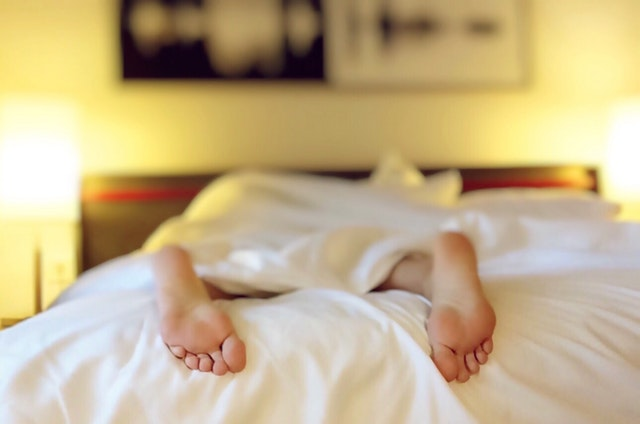 get sleep for a better metabolism after age 50 or 60