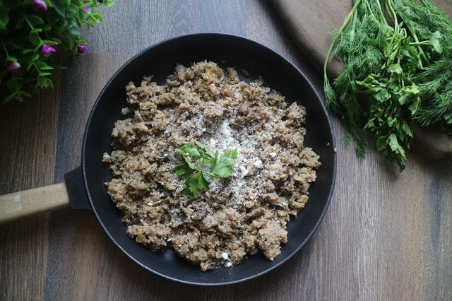 Cauliflower Rice on Keto Diet Over 60