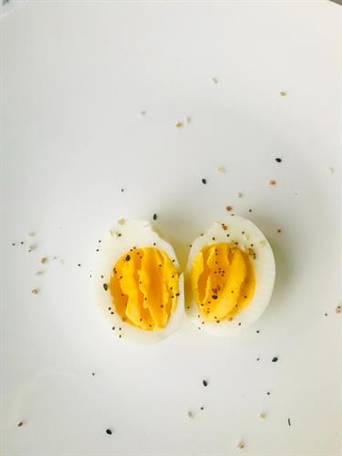 Hard Boiled Egg for Keto Diet After 60