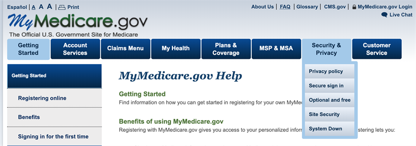 my-medicare-security-and-privacy