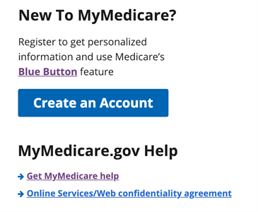 new-to-mymedicare.gov