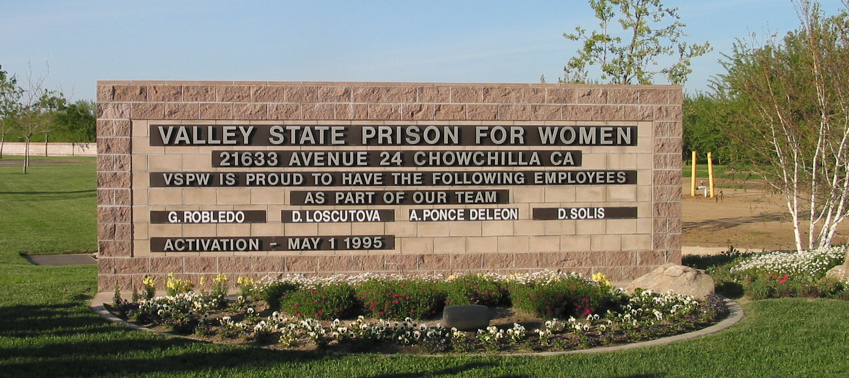 Valley State Prison
