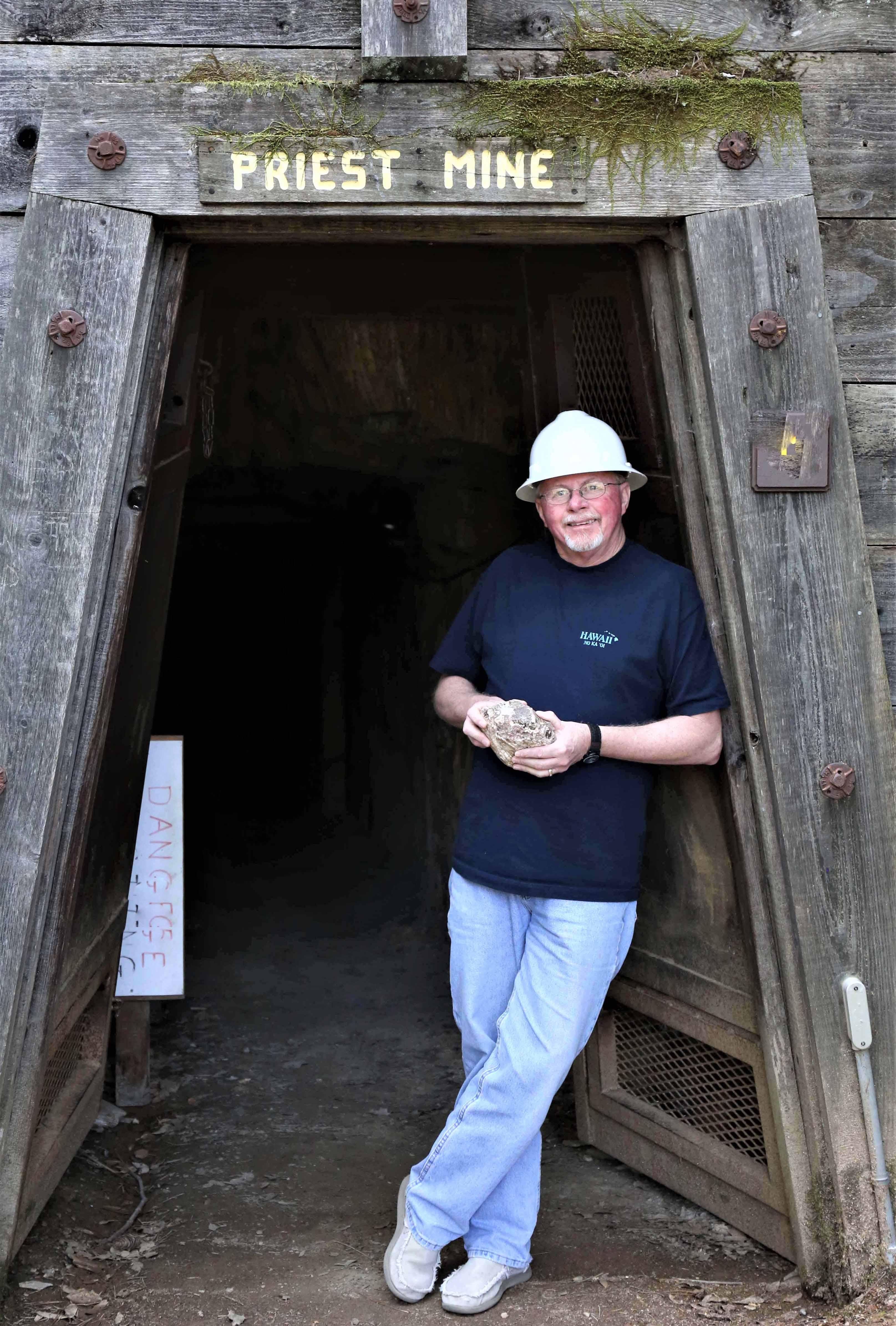 Charlie Basham Gold Mine