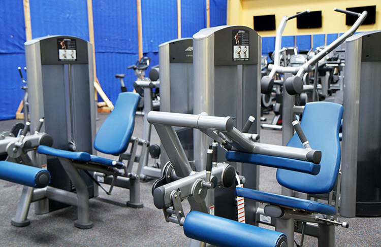 Machines in the gym - should I use machines or free weights