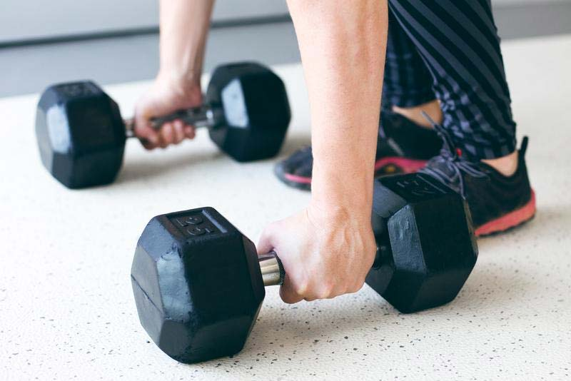 Strength training after 60