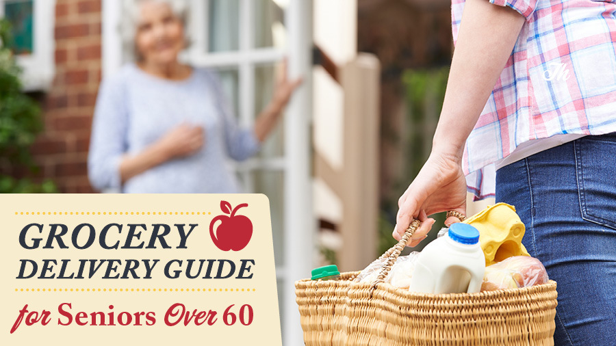 Grocery Delivery Guide for Seniors Over 60