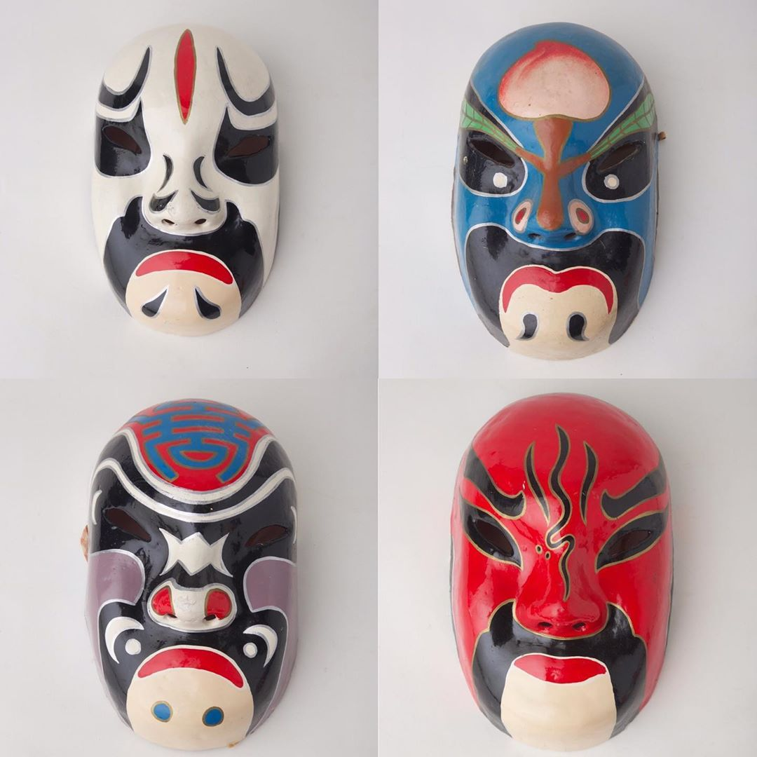 The Coop masks