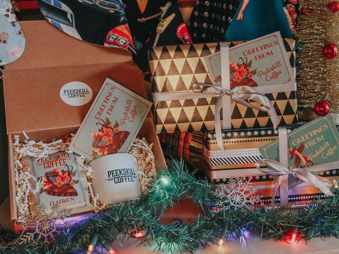 Peekskill Coffee gift bundle