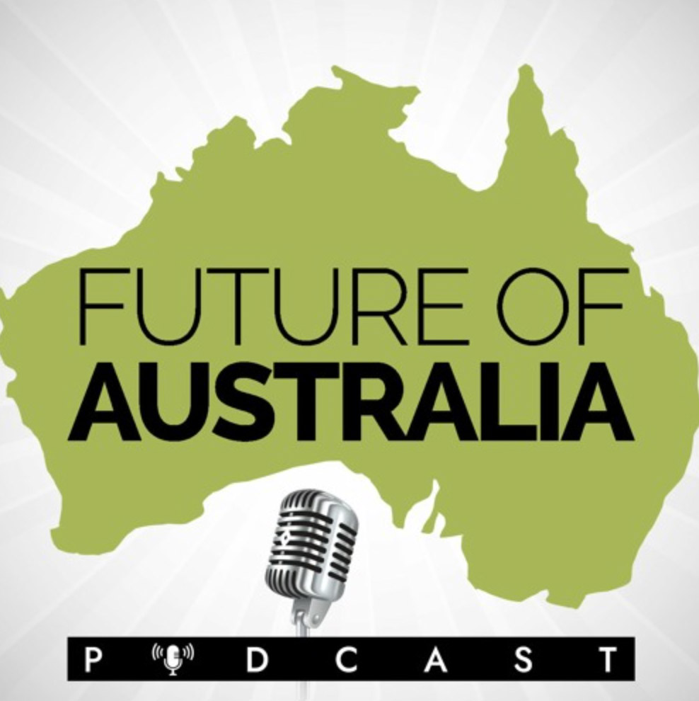 Future Of Australia - Episode 31 - Joe Frazer - Half Dome