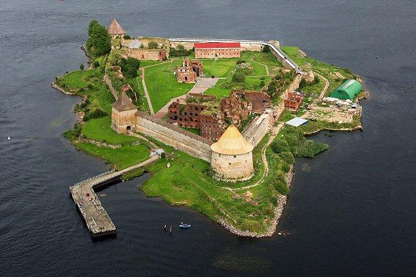 Oreshek Fortress, Shlisselburg