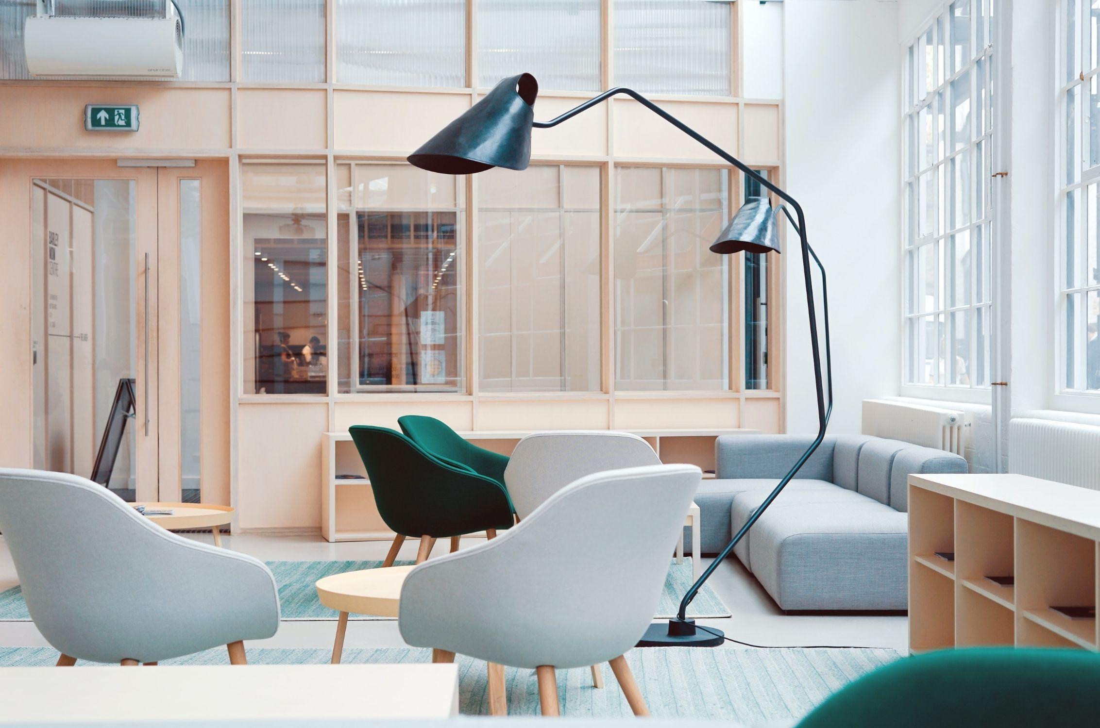 Les nouvelles tendances des espaces de travail | MerciYanis