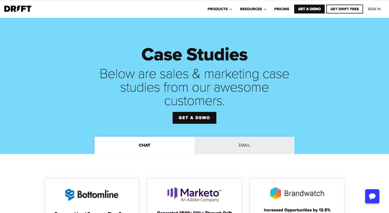 User Case Studies