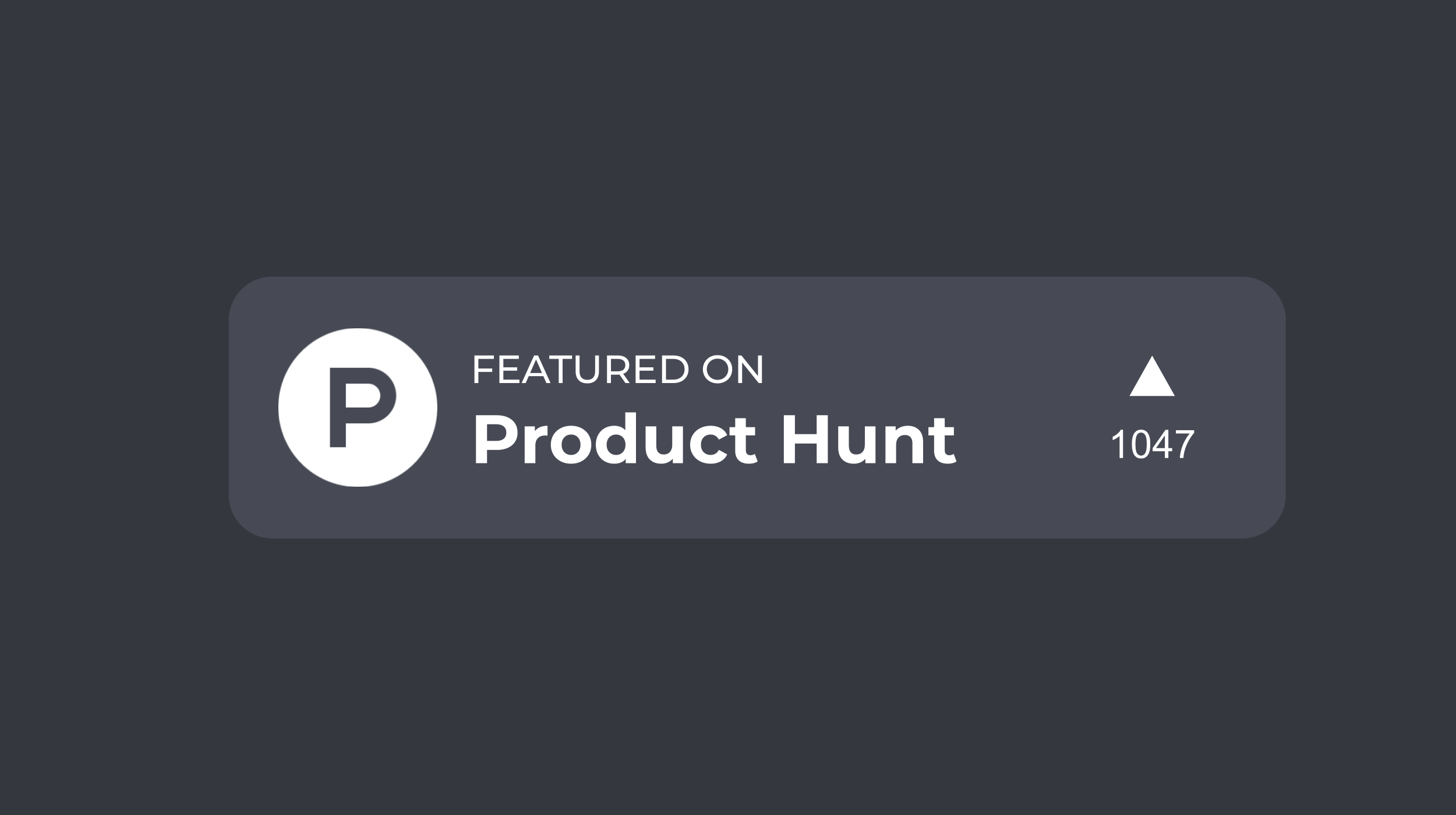 Launch On Product Hunt