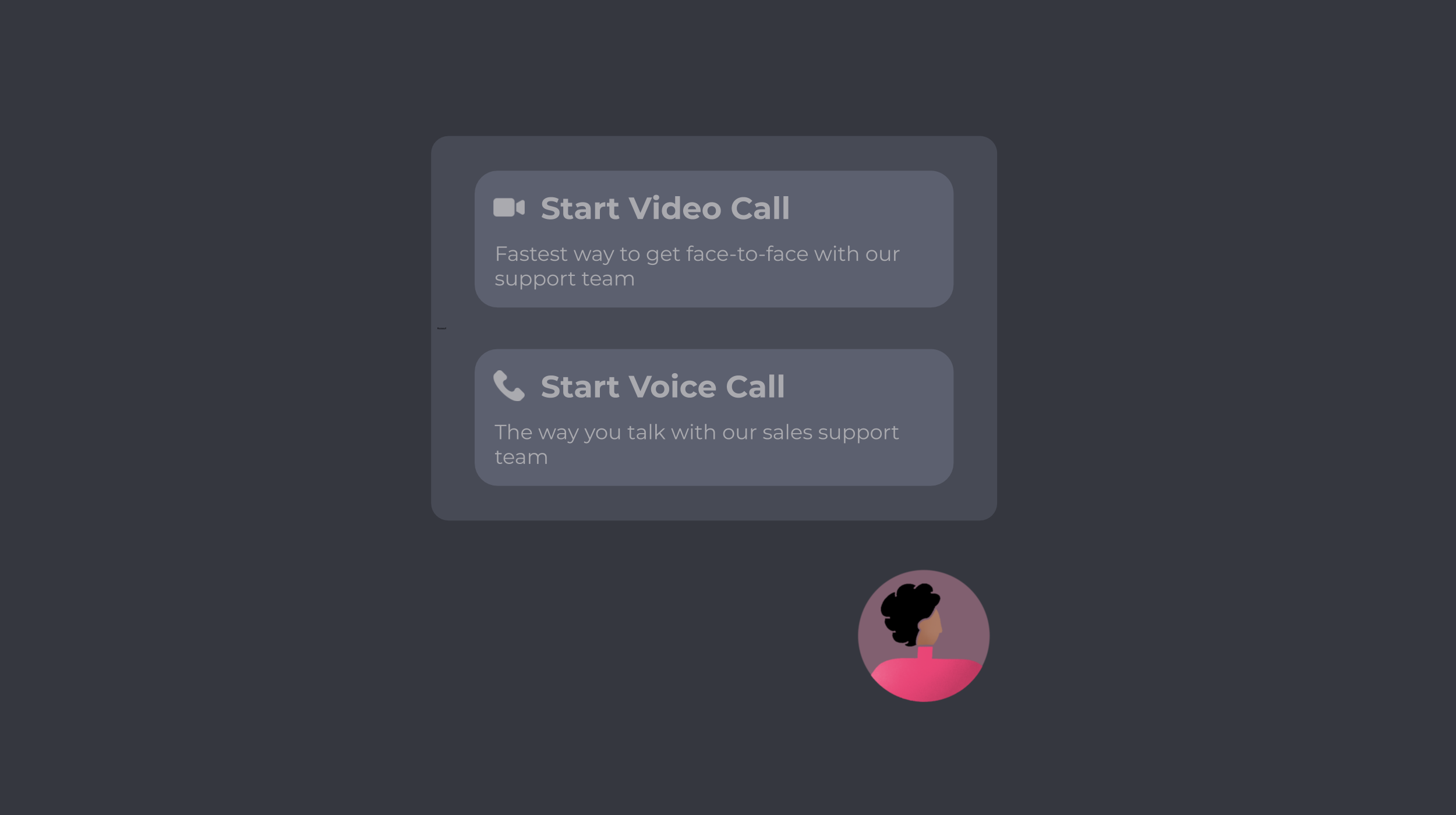 Website Live Video Chat