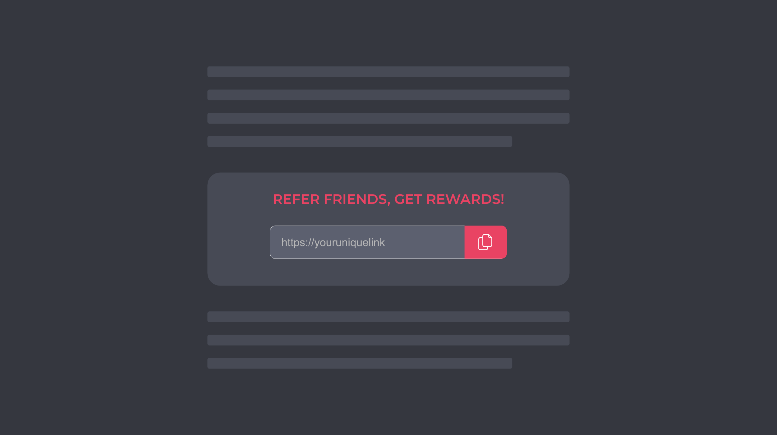 Email Referral Programs