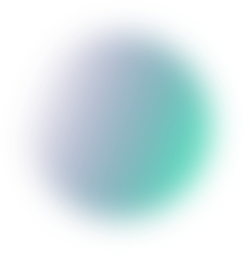 Background gradient ball