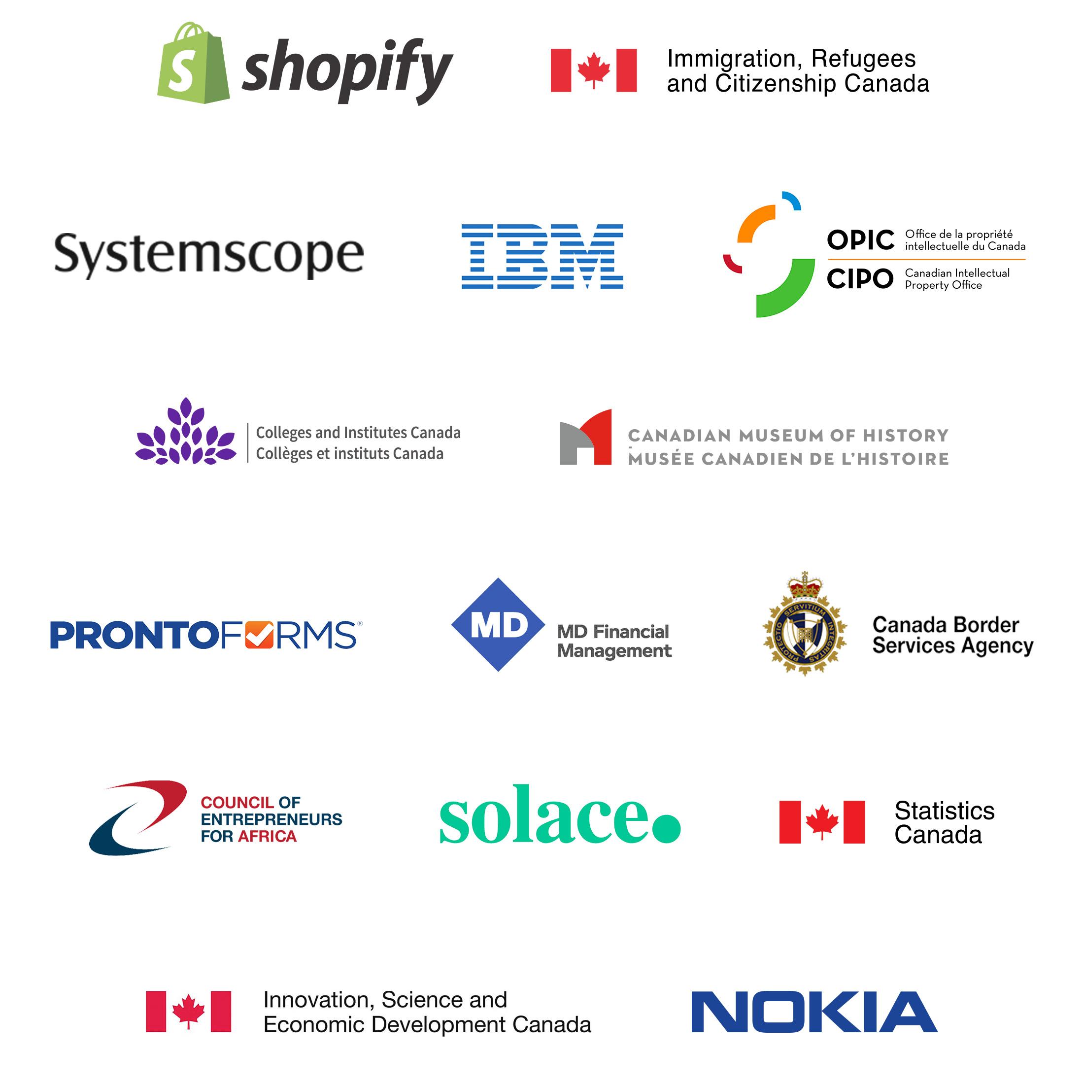 Logos of various partners.