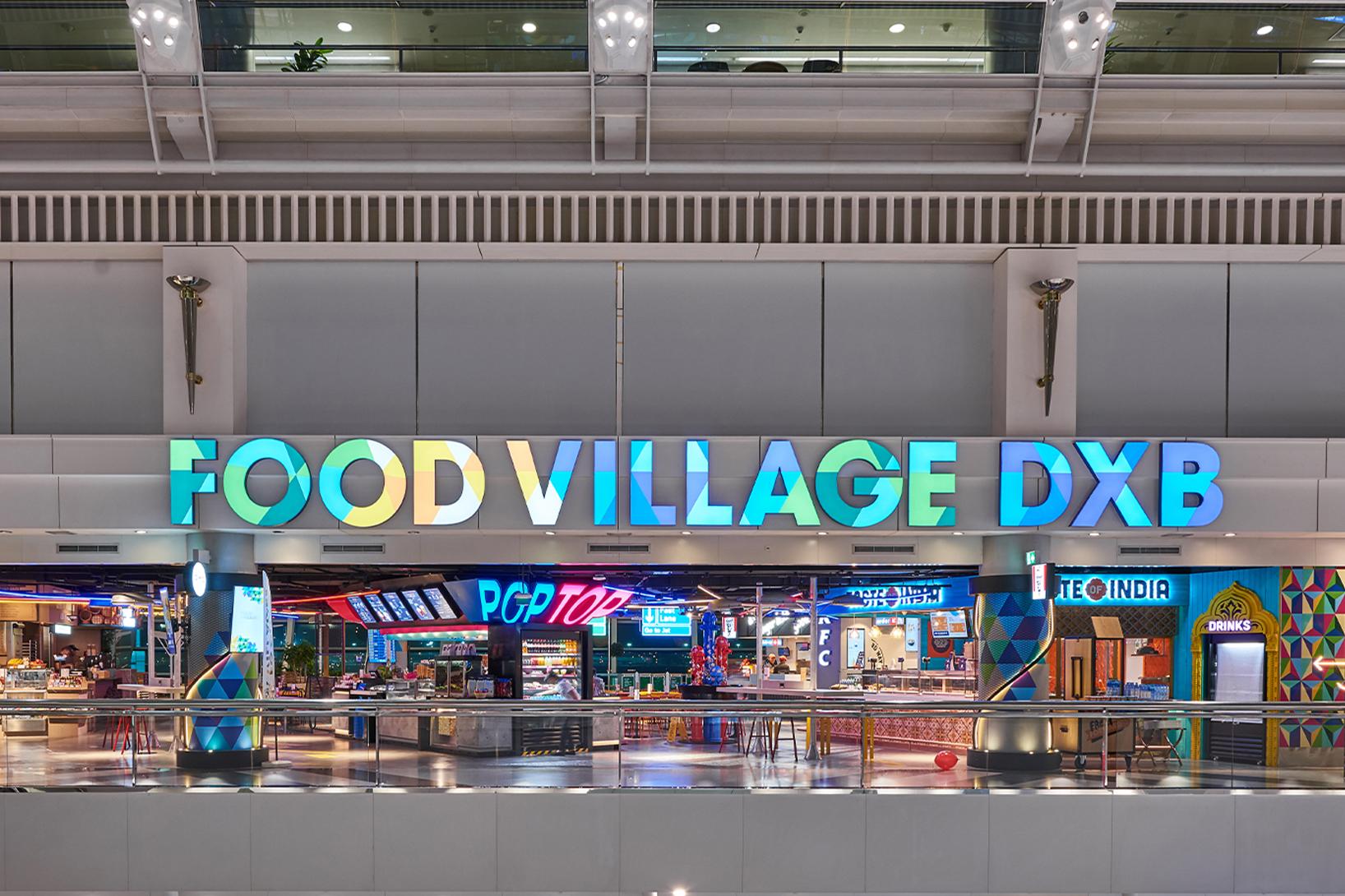 Food Village DXB