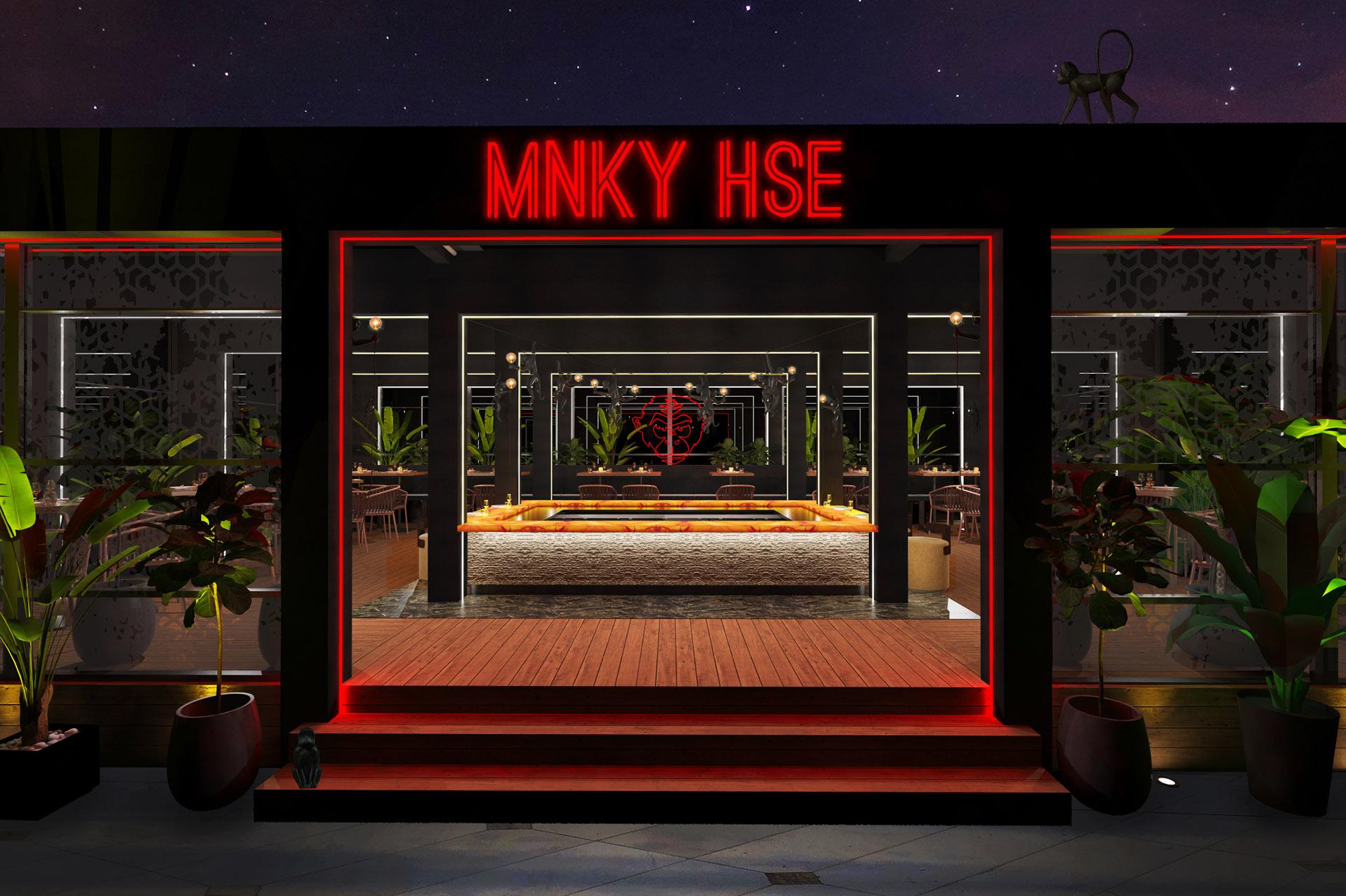 MNKY HSE, Doha