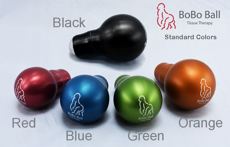 BoBo Ball standard colors