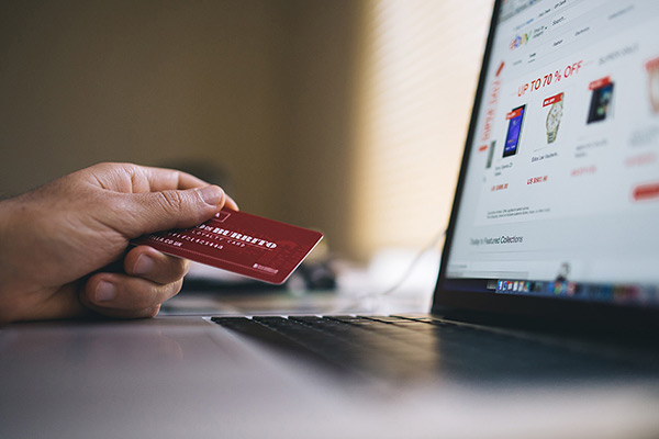 Find out how your business can survive COVID 19 financial effects and take advantage of increased online spending.
