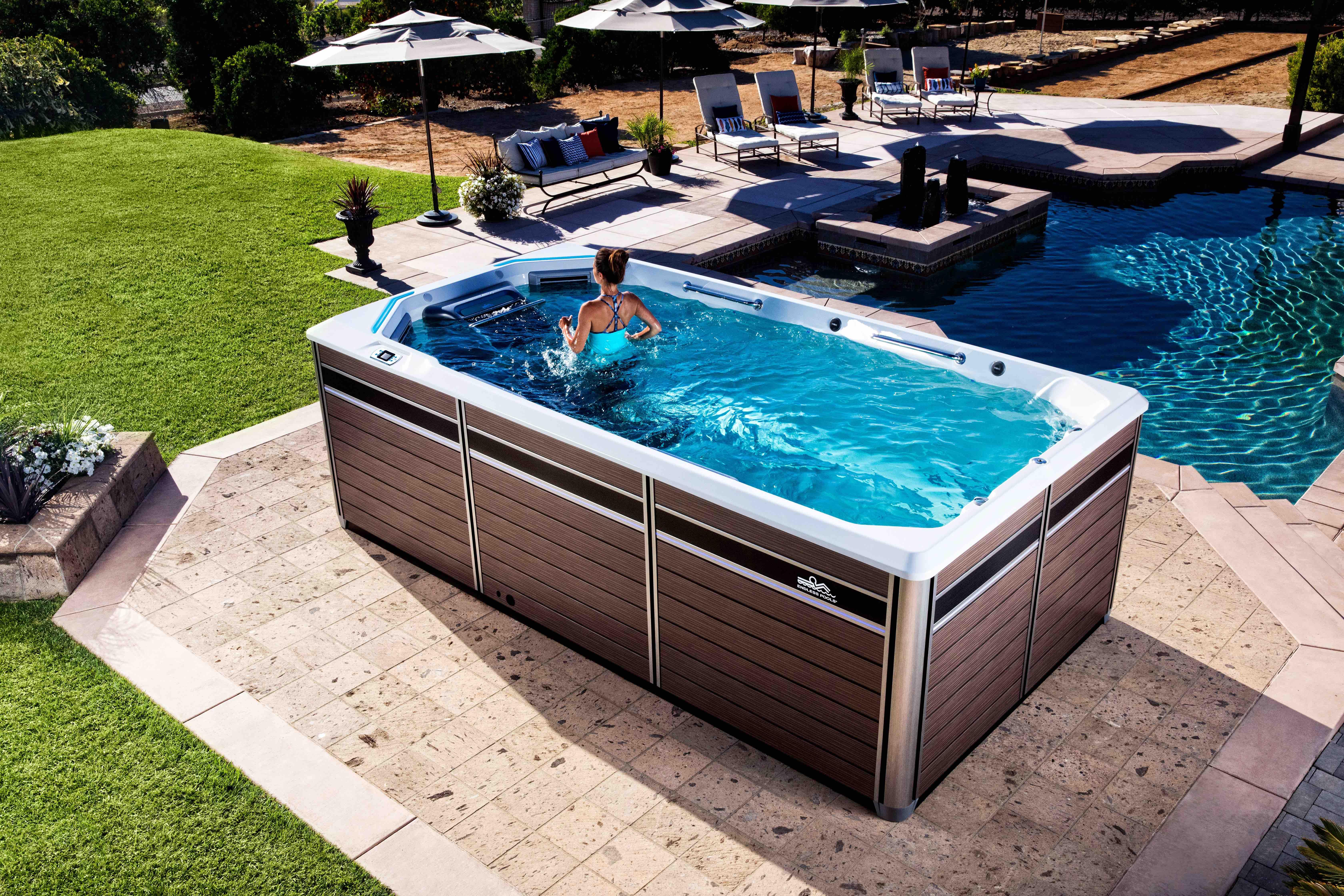 Endless Pools E550