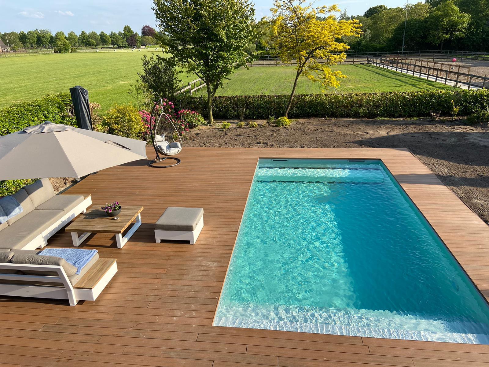 Constructie Zwembaden
