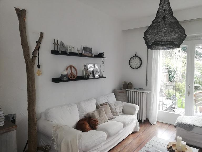 Bettina's Zuhause ist ein konstantes kreatives Projekt.