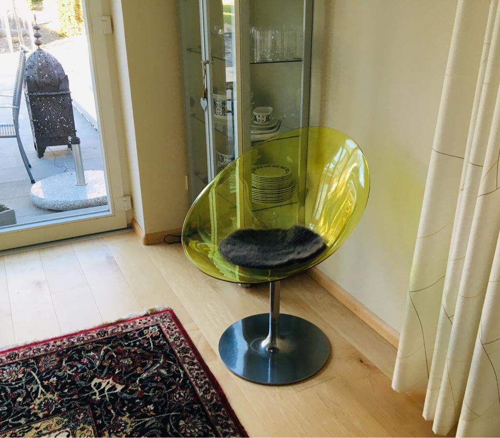 Susanne vereint alte Erbstücke mit modernem Design.