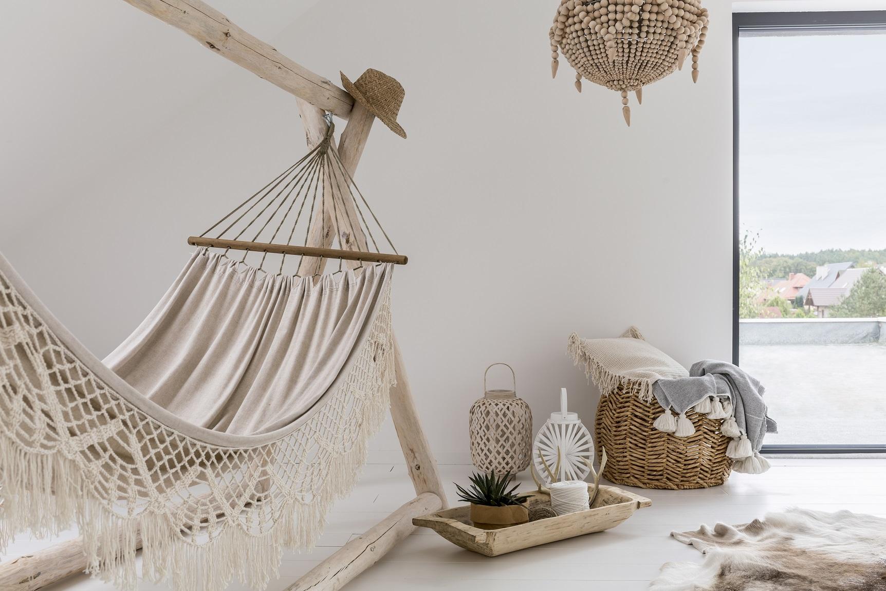 Hängematte - wohnaccessoires und Dekoideen für dein zu Hause