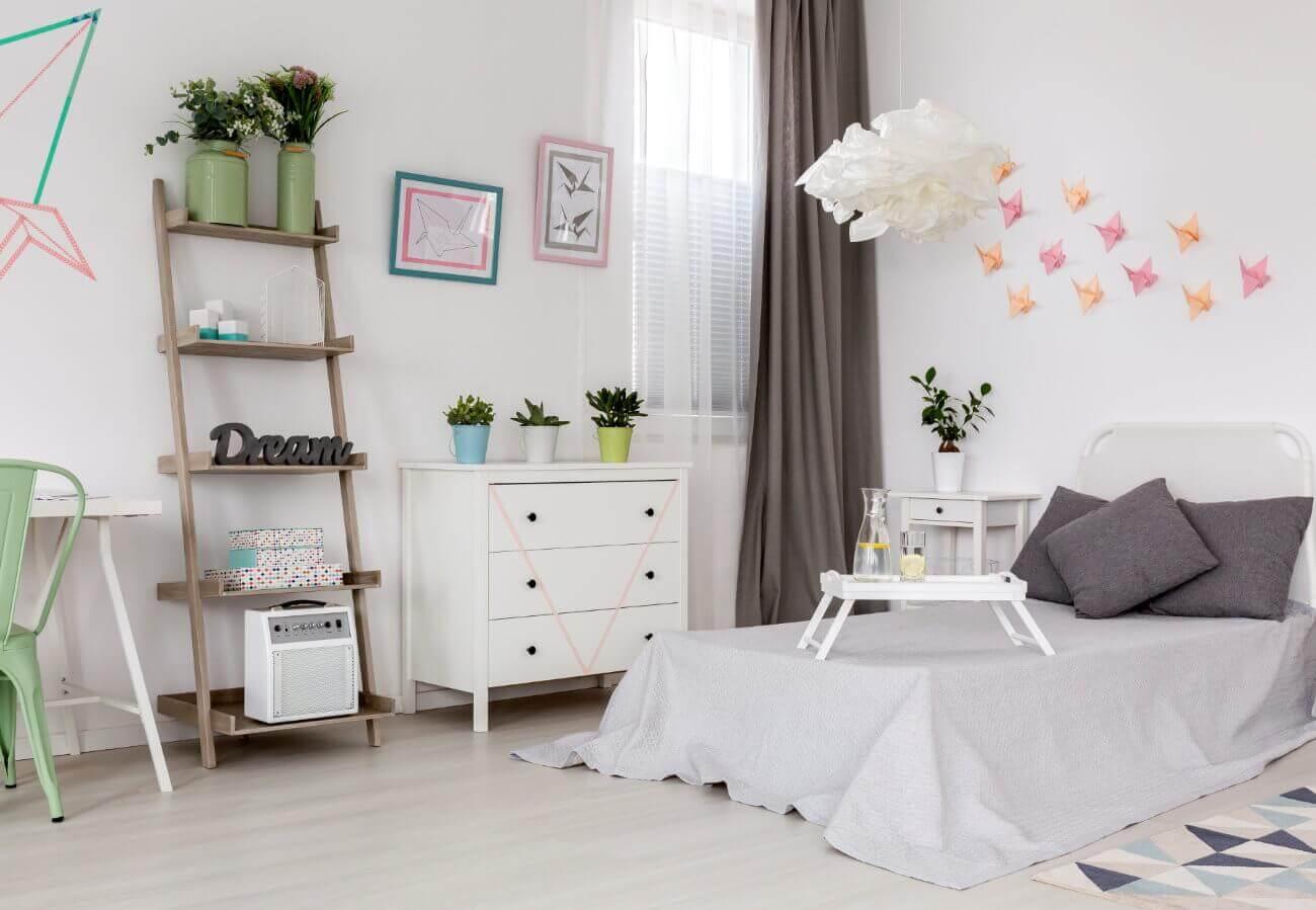 Wohnaccessoires und Dekoideen für dein Schlafzimmer