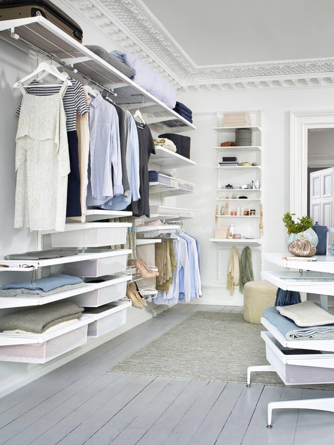 Ankleidezimmer - Wohnideen und Inspirationen findest du bei desmondo.de