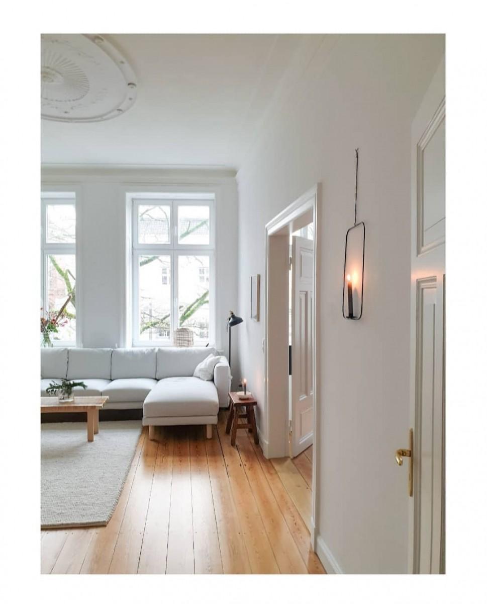 Wohnen, Naturholz, Modern, Licht, Weiß