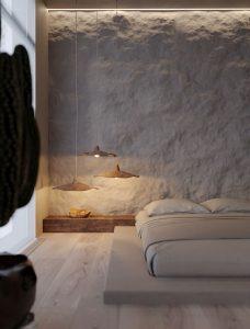 Schlafzimmer - hell - Besser schlafen dank Feng Shui