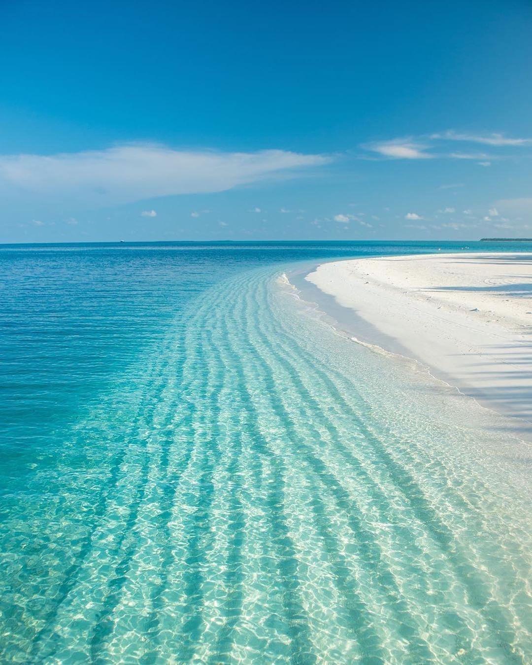 Meer türkis und Sandstrand - regelmäßige Auszeit