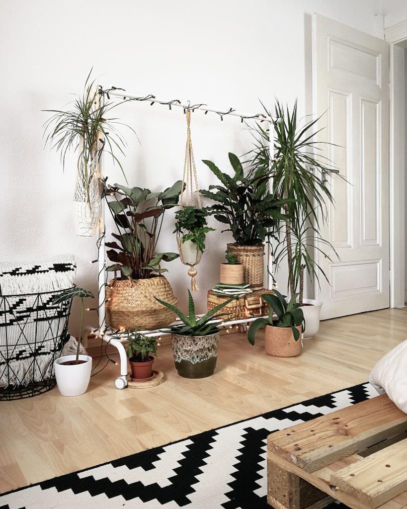 Zuhause bei Mona - Wohnideen, Zimmerpflanzen, Dekoration und Inspirationen in der Homestory auf desmondo.de