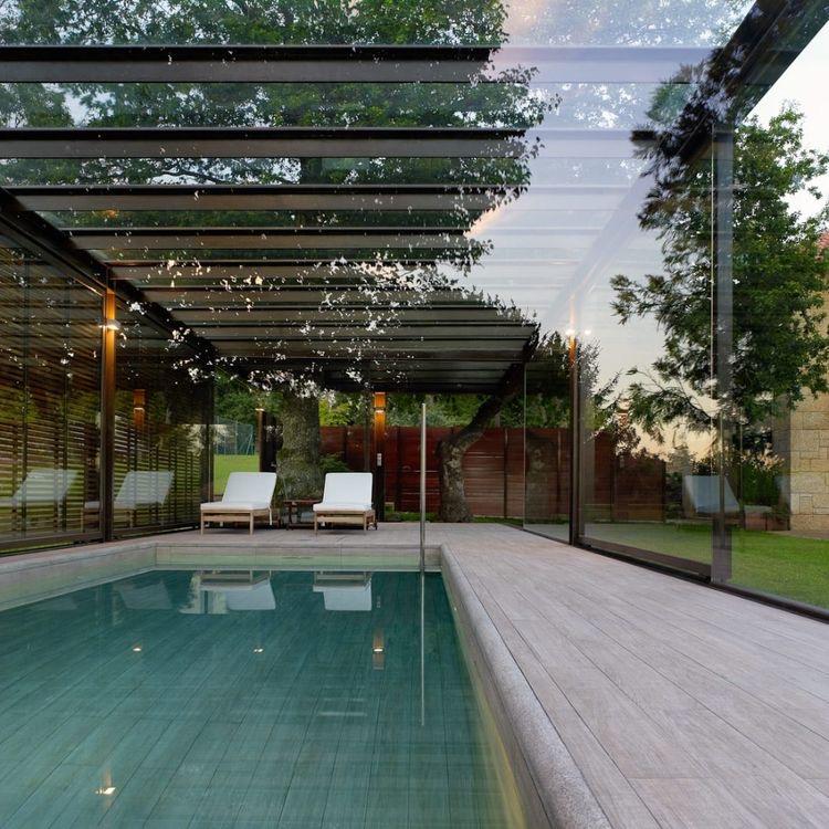 Ein Pool im eigenen Garten?