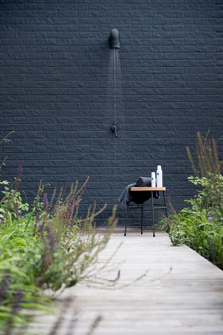 inspirationen desmondo homestory Gartendusche Erfrischung